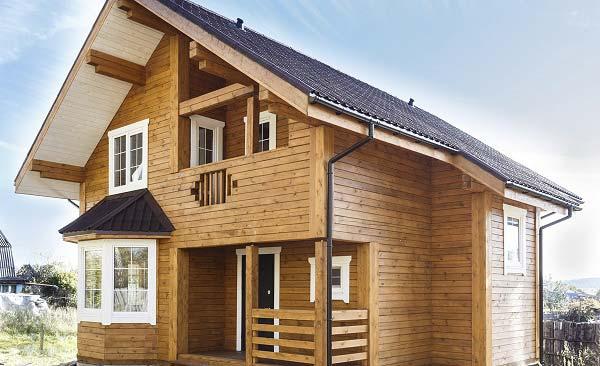 Строительство домов из бруса в Ижевске | Особенности пиломатериала